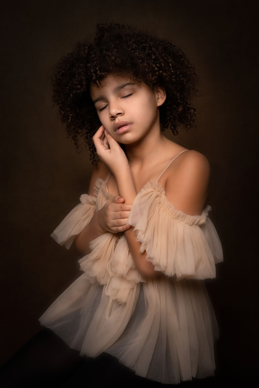 Zdjęcie dziecka portret
